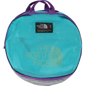 The North Face Base Camp Duffel S Transantarctic Blue/Tillandsia Purple